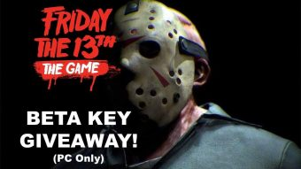 Win a 'Friday the 13th: The Game' Beta Key! (PC Only)
