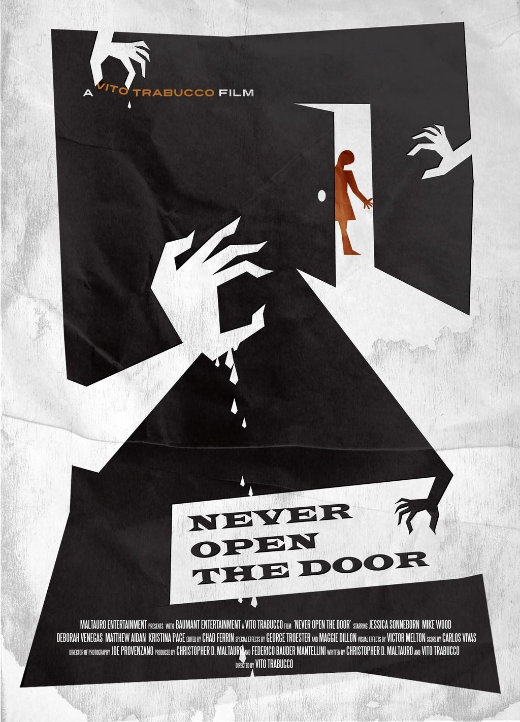 Never Open The Door