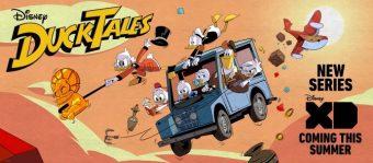 """David Tennant Leads Disney XD's 2017 """"DuckTales"""" Reboot!"""
