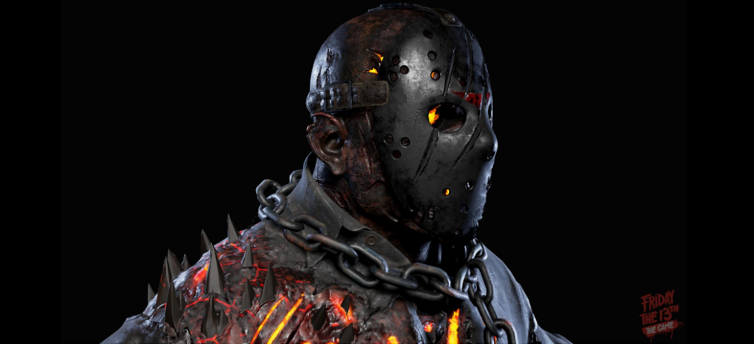 Savini Jason 3 Friday the 13th: the Game