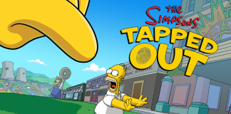Tapped Out Simpsons
