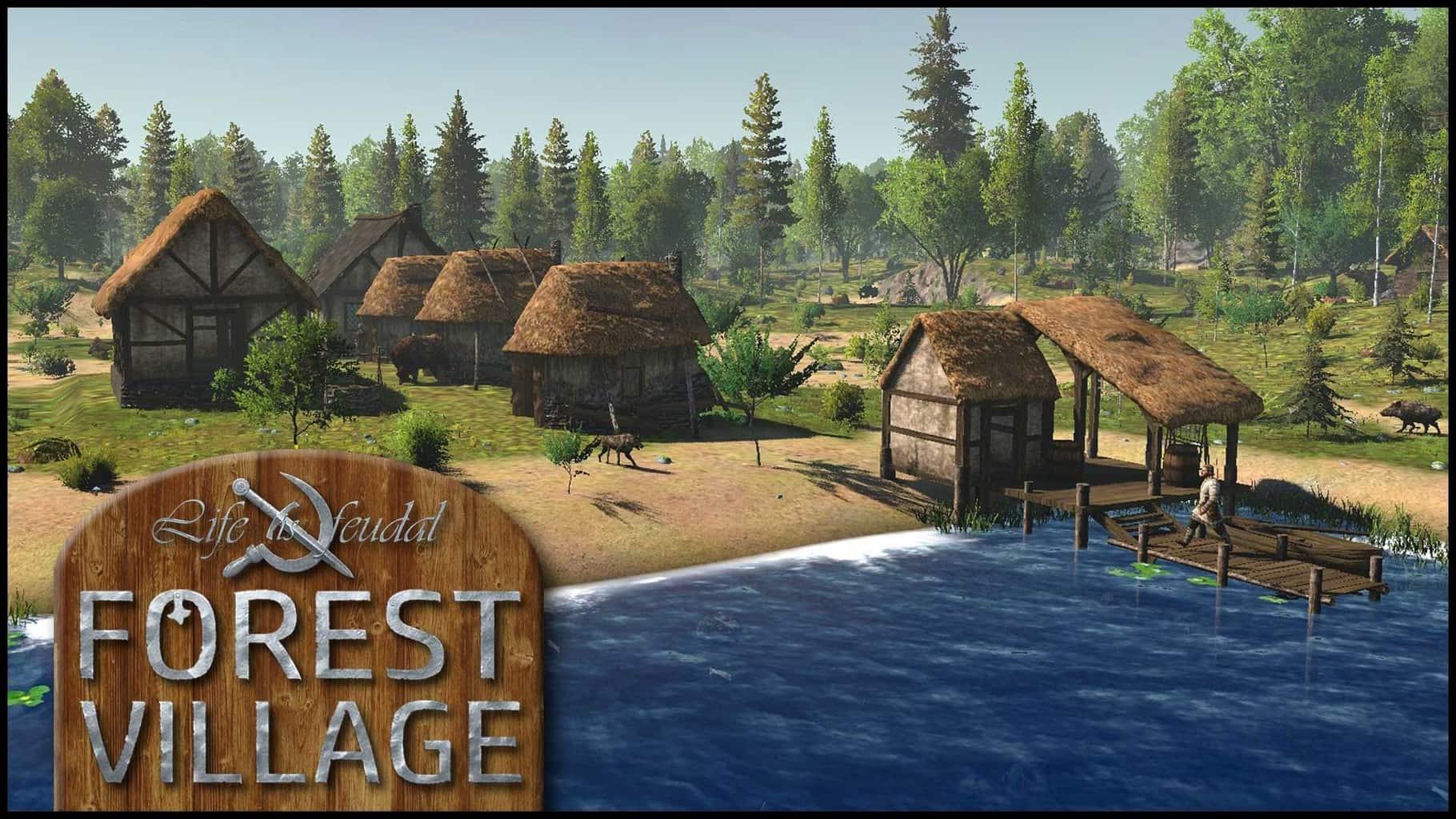 Life is feudal forest обзор warhammer форумная ролевая игра