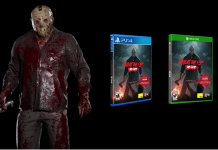 Friday the 13th: The Game Bloody Jason