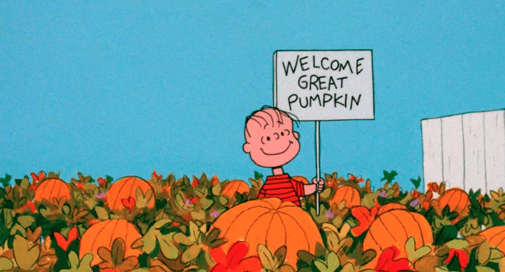 PEANUTS on Twitter: Its the Great Pumpkin, Charlie
