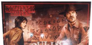 Stranger Things Ouija Board