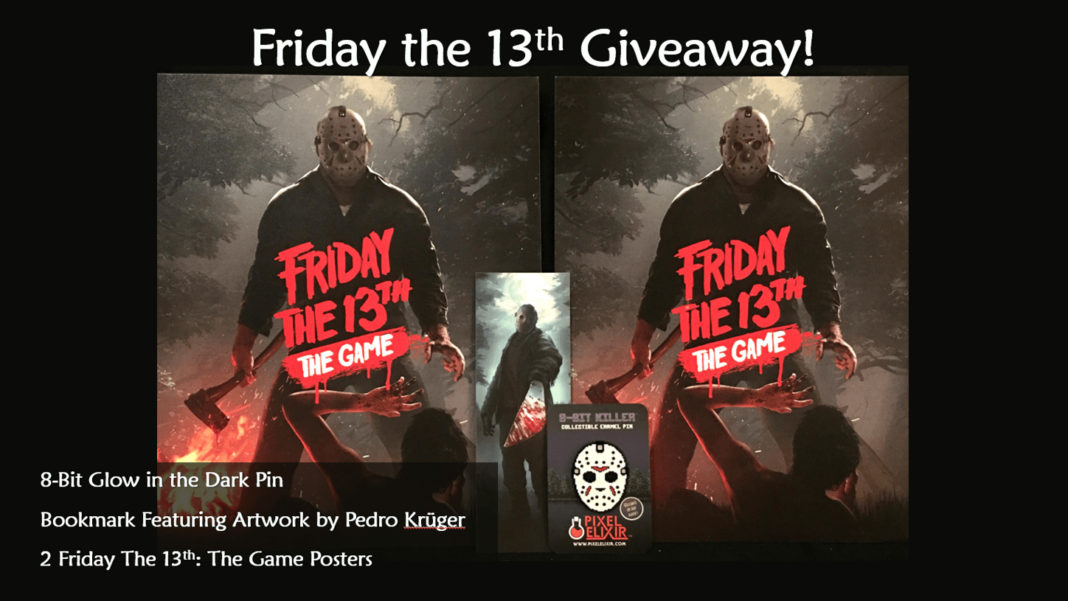 Friday the 13th Giveaway Friday the 13th: The game