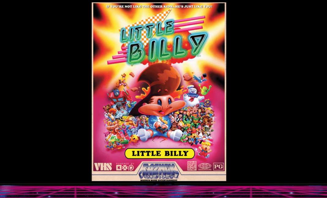 Little Billy Simpsons Chance Raspberry
