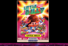Little Billy Simpsons Chance Raspberry