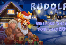 Rudolph Tactical Monsters Rumble Arena
