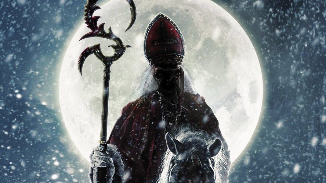 Christmas horror films Saint Sint