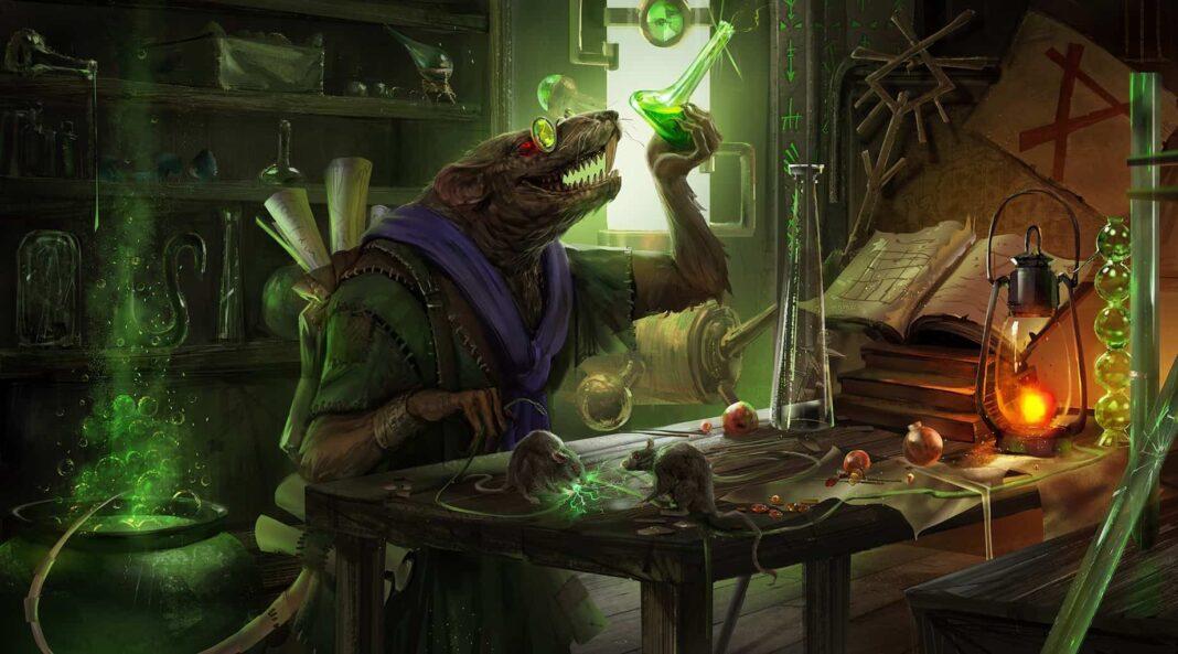 Total War Warhammer Laboratory