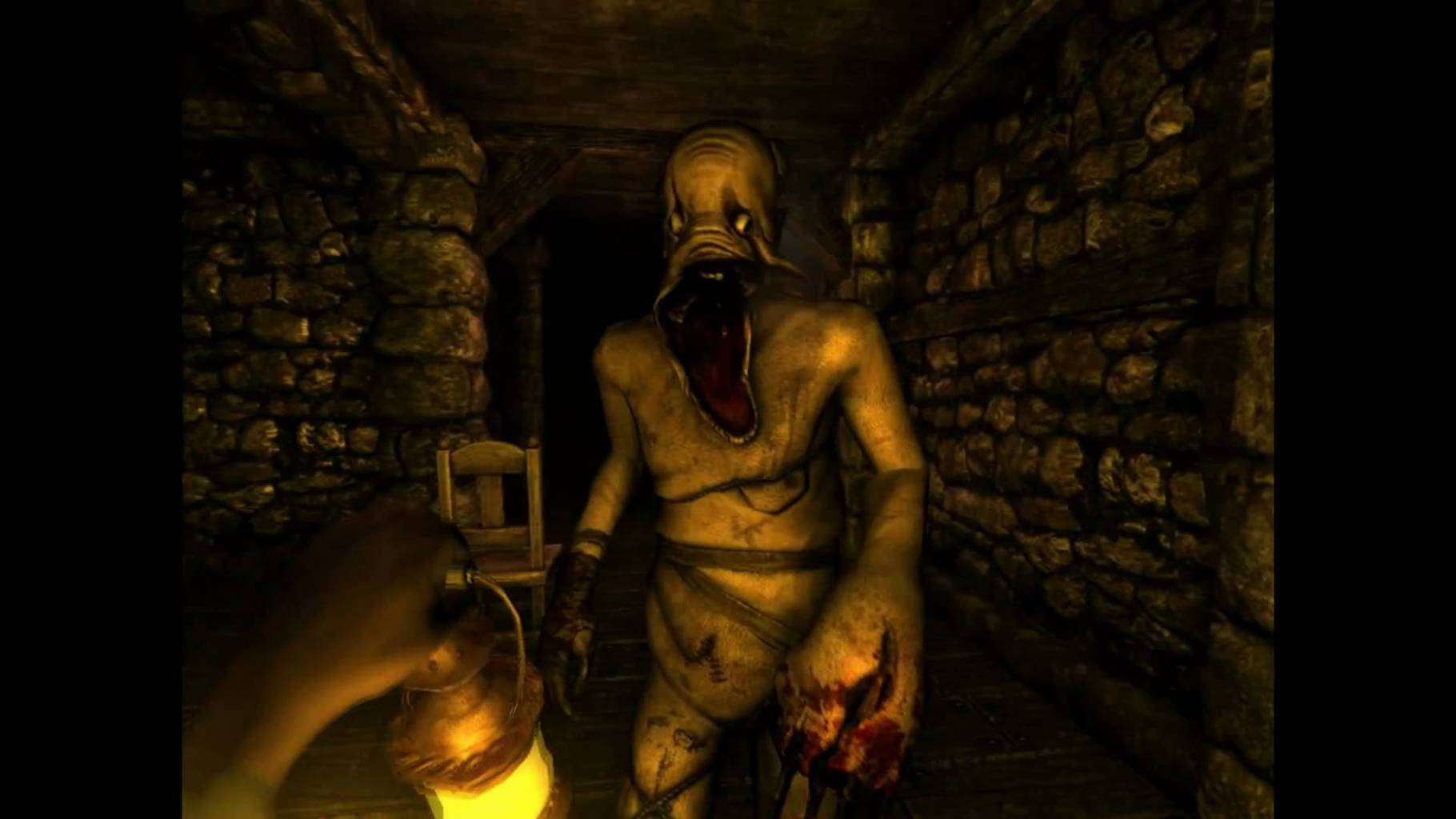 Amnesia Collection Free for a Limited Time on Humble Bundle