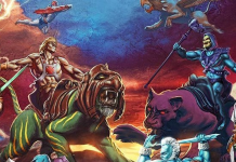 He-Man MOTU Masters of the Universe