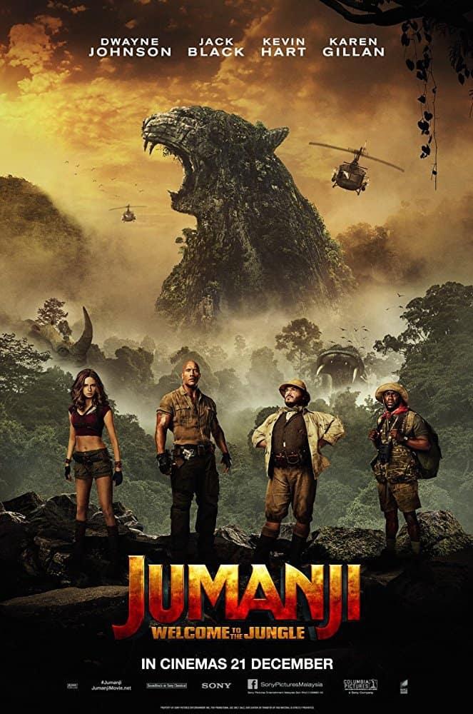 Jumanji; Welcome to the Jungle