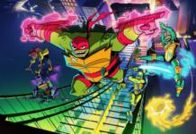 Rise of the Teenage Mutant Ninja Turtles TMNT