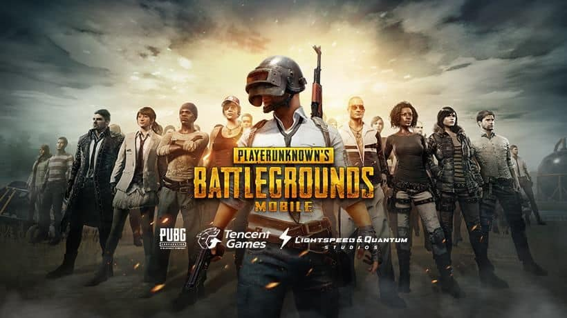 Player Unknown's Battlegrounds Mobile