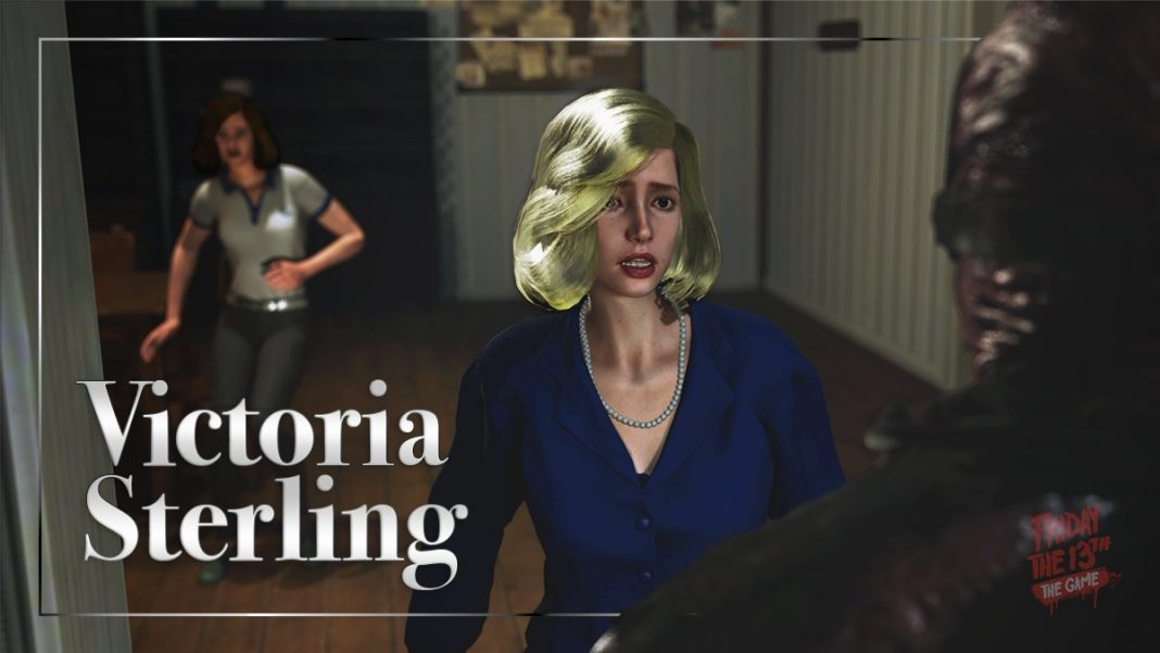 Friday the 13th The Game Victoria Sterling