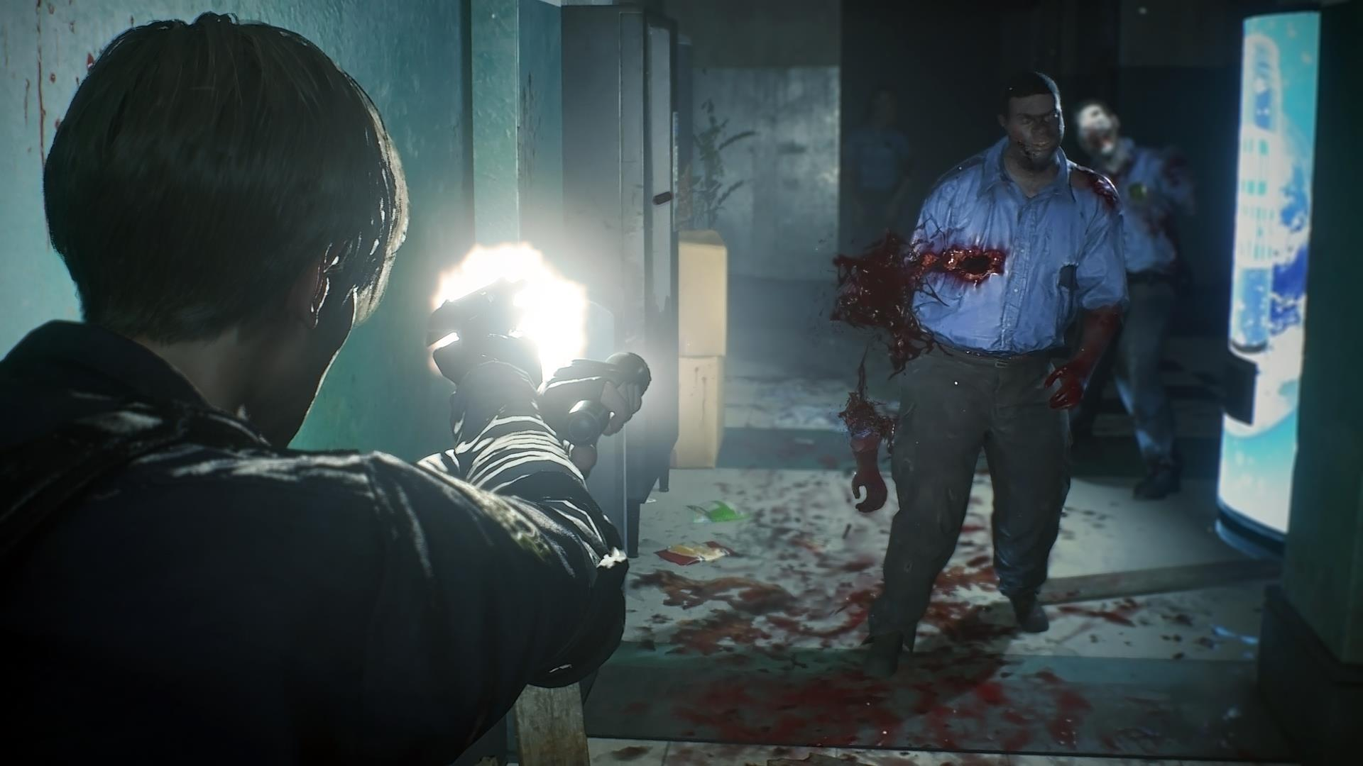 39 Resident Evil 2 39 Producers Talk Remake And Fan Concerns