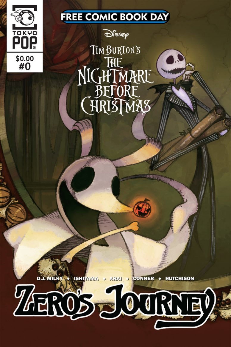 What\'s This, What\'s This? \'The Nightmare Before Christmas\' Turns 25 ...