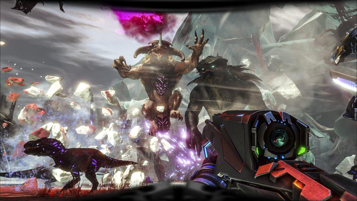 'ARK: Extinction' Expansion for 'ARK: Survival Evolved ...
